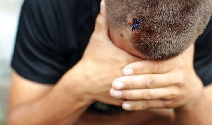 «Набросились со спины, повалили на землю и …»: Украинского трудового мигранта жестоко избили