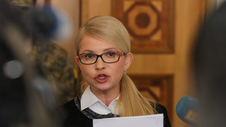 «Не выйдет во второй тур без фальсификаций»: Тимошенко жестко высказалась о желании Порошенко пойти на второй срок