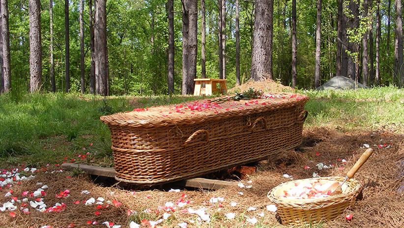 «Придут на площадку с детьми, а рядом будут могилы …»: В Раде появился законопроект о биозахоронениях