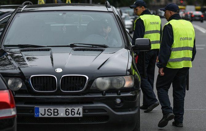 «Закрыть любую возможность …»: Рада приготовила новый сюрприз и огромные штрафы для водителей с еврономерами