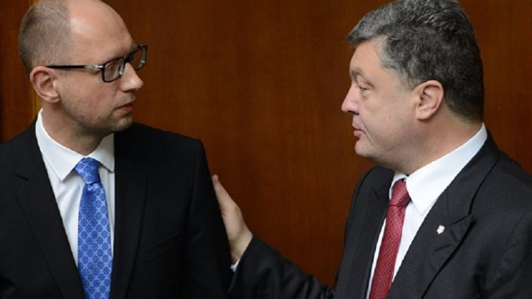 Вакарчуку и Зеленскому украинцы доверяют больше чем Порошенко: Президент с Яценюком оказались на последних позициях в рейтинге