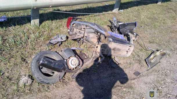 Смертельное ДТП: Водитель-подросток погиб на месте