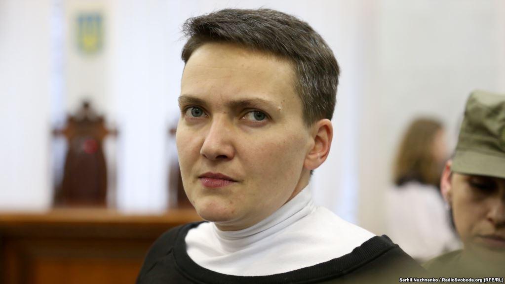 Вера в ярости! Стало известно, в каких условиях Савченко проходит проверку на полиграфе