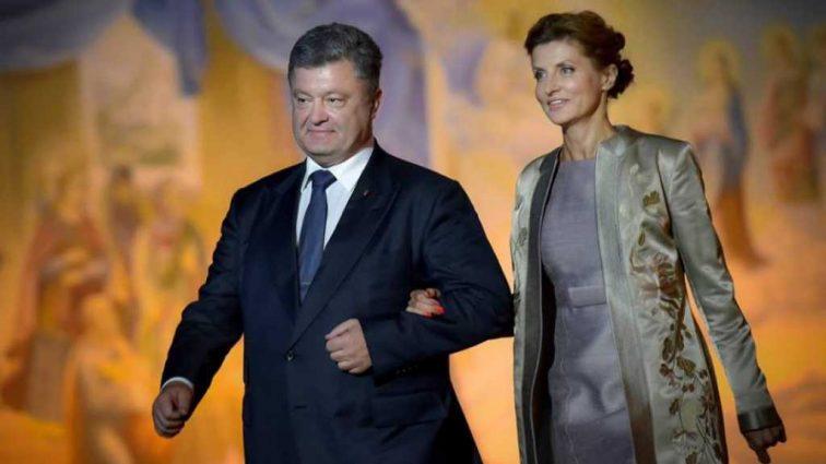 «Она нарядилась в …» То, что надела Марина Порошенко на Пасхальное Богослужение удивило всех украинцев
