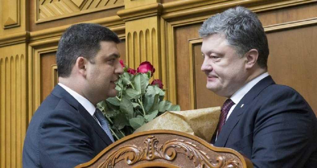 «Он хотел уволить Гройсмана …»: Стало известно о скандальных планах Петра Порошенко
