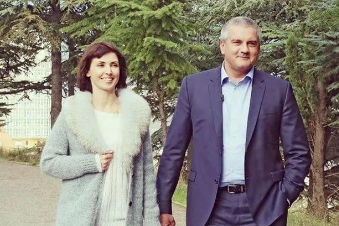 «Уберите немедленно или мы его поломаем»: Жена «главы Крыма» Сергея Аксенова стала героиней скандала, призвав сносить памятники Ленину