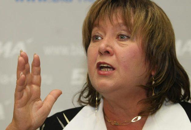 «Коммунякам» не будет покоя на украинской земле «: Неизвестные напали на Наталью Витренко