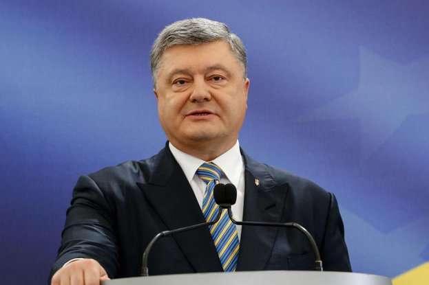 «Не существует других механизмов, кроме …»: Порошенко во время интервью рассказал, что может обеспечить безопасность Украины