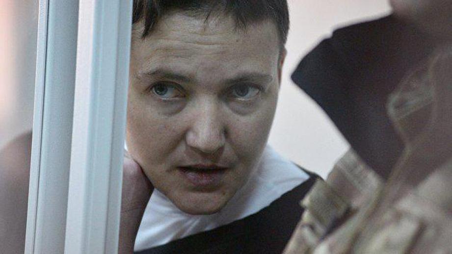 Не дала слюни, решили взять… : Украинцев шокировало то, что забрали у Савченко для экспертизы