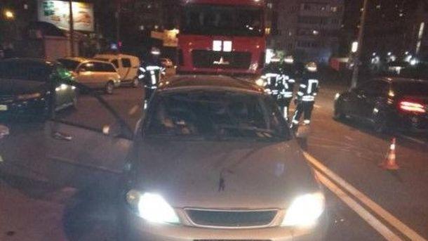 Автомобиль вдруг взорвался: Есть жертвы