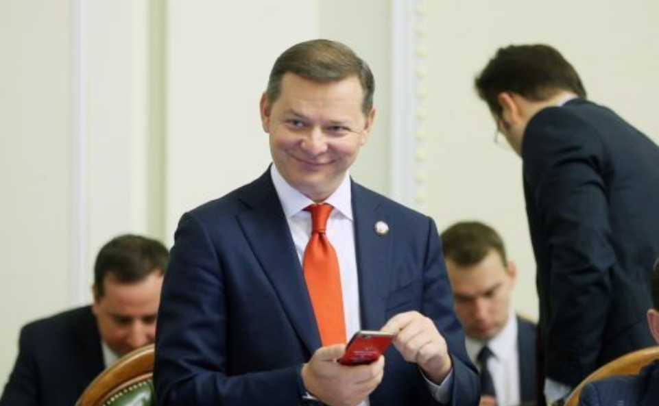 Более 20 млн грн доходов и почти полмиллиона долларов наличными: Олег Ляшко показал свое состояние за прошлый год