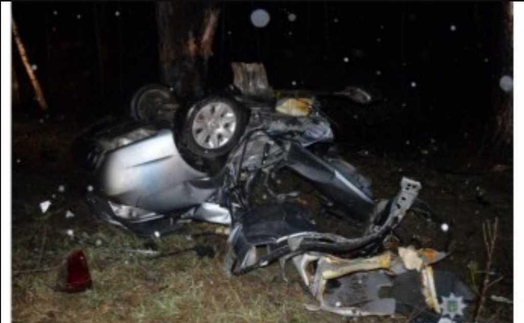 Смертельное ДТП на Волыни: Погиб 26-летний мужчина (Фото)