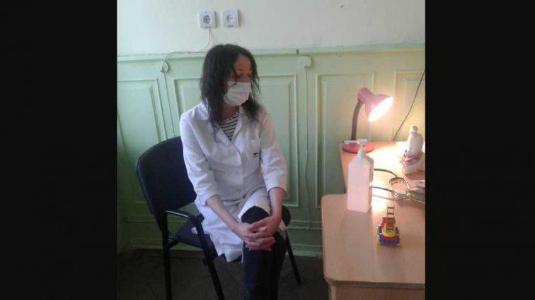 Принимала вся изменение: Во львовской больнице детей осматривала пьяный педиатр (ФОТО)