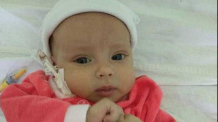 «Мы хотим видеть нашу кроху живой»: Маленькая Саша нуждается в вашей помощи