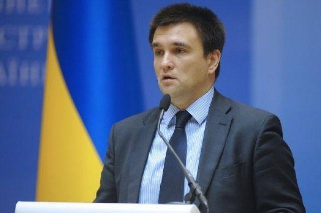 Климкин рассказал о договоренности Порошенко с Меркель