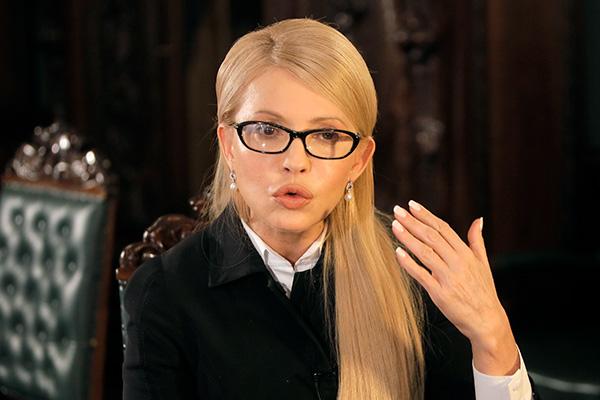 «… измените Украину»: Юлия Тимошенко попала в скандал с Крымом