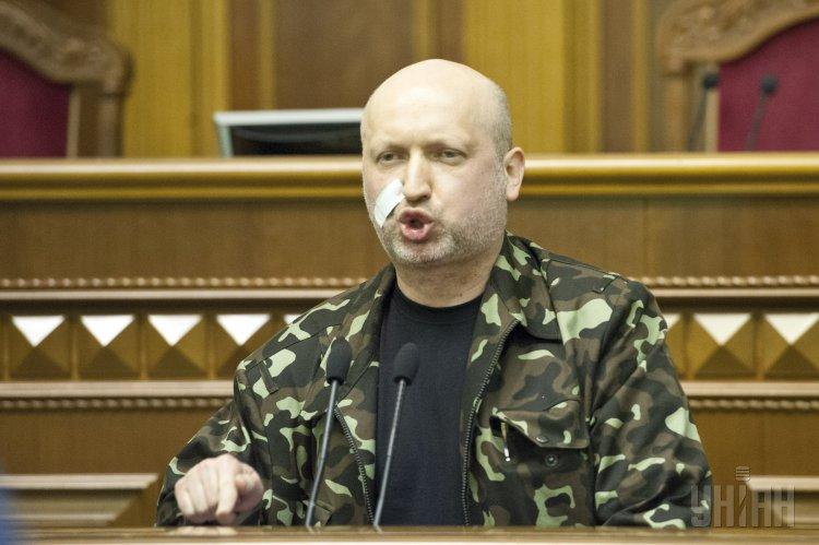 «Объявление войны России…»: Турчинов ошеломил своим заявлением