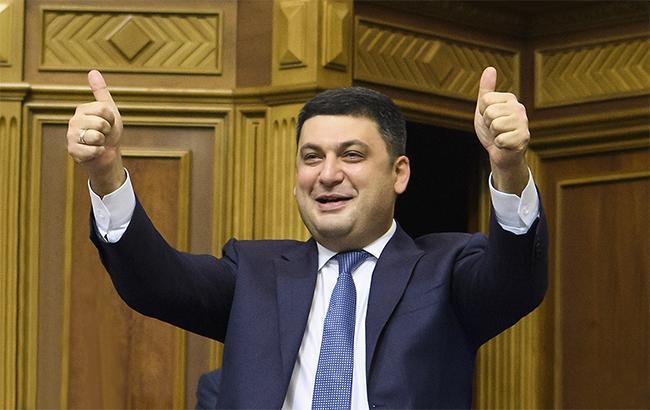 «Занимают множество выгодных позиций»: С кем премьер Владимир Гройсман собрался на выборы
