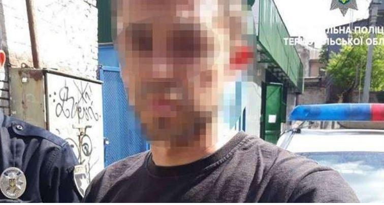 «Демонстрирует на улице свои гениталии»: В центре города поймали извращенца