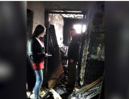 Люди выпрыгивали из окон: страшный пожар унес жизни шестерых человек, и том числе и ребенка