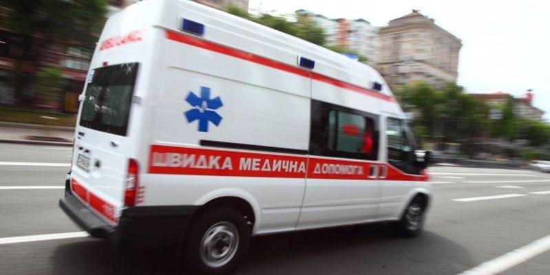Жесткая ДТП: В Киеве прямо напротив церкви сбили женщину