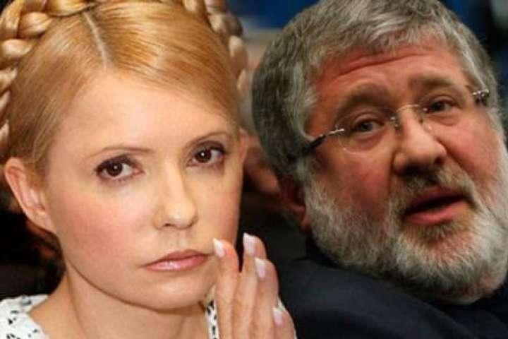 «Трагедия Коломойского»: Почему олигарх всегда не любил Тимошенко, а сейчас называет ее Президентом