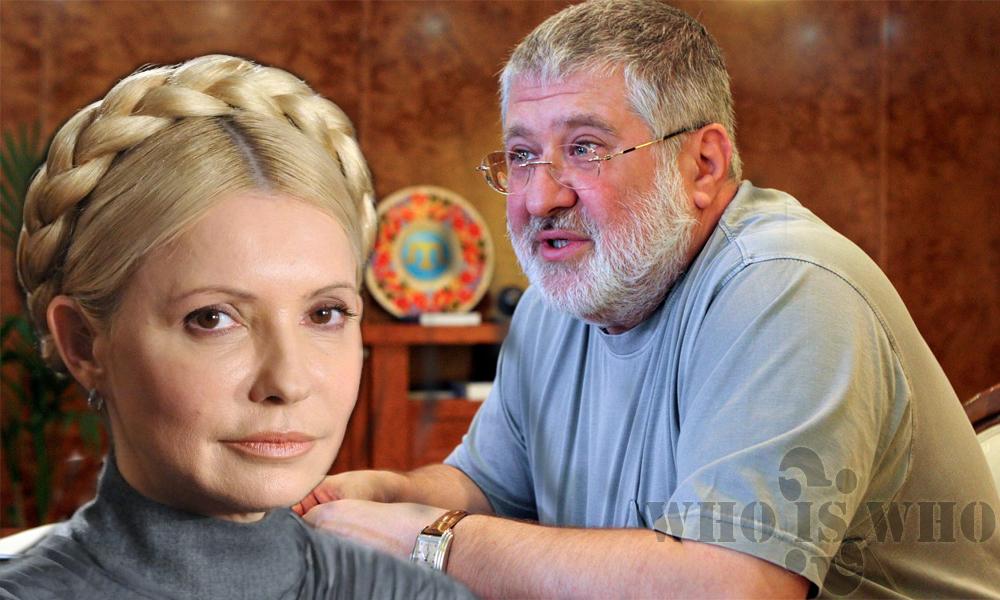 Коломойский сделал эмоциональное заявление о президентстве Тимошенко