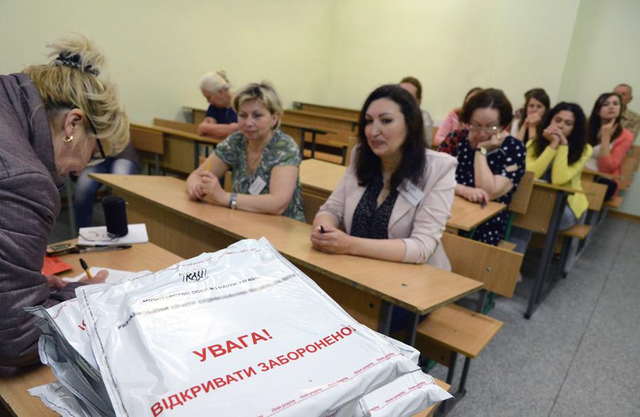Учителям потребуется сдавать ВНО:: В Украине внедряют новый способ сертификации преподавателей