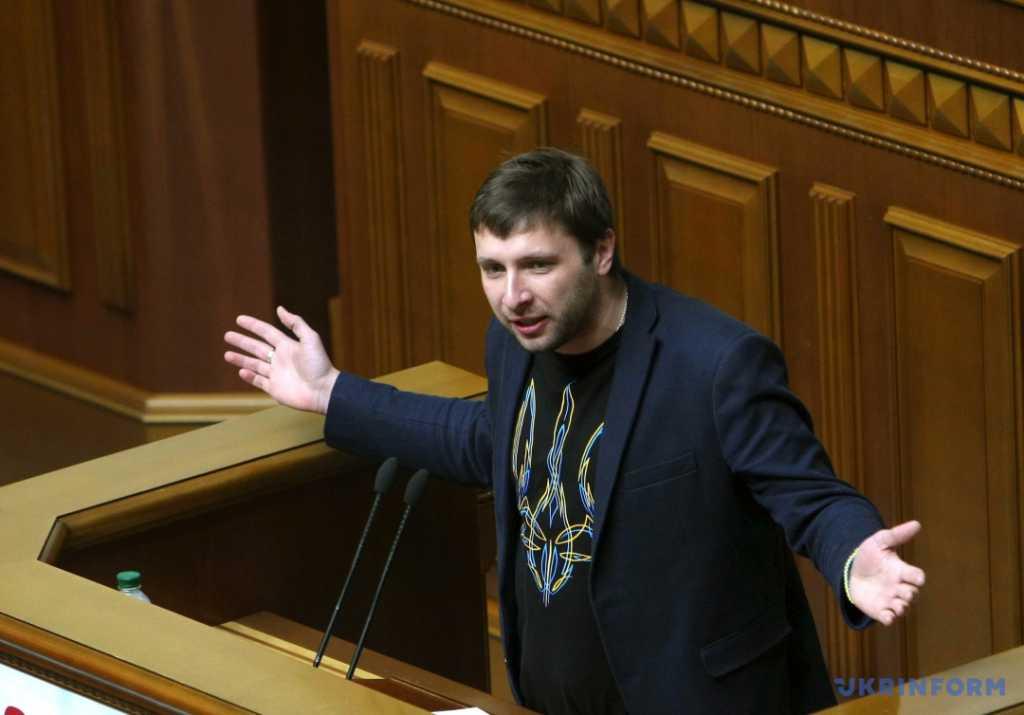 «Царство Небесное убитому…»: В России «похоронили» украинского нардепа Парасюка