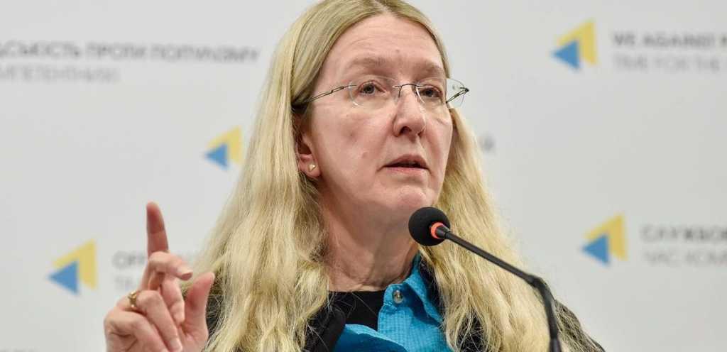 «Обожглись — попейте воды…»: Супрун продолжает удивлять украинцев своими советами