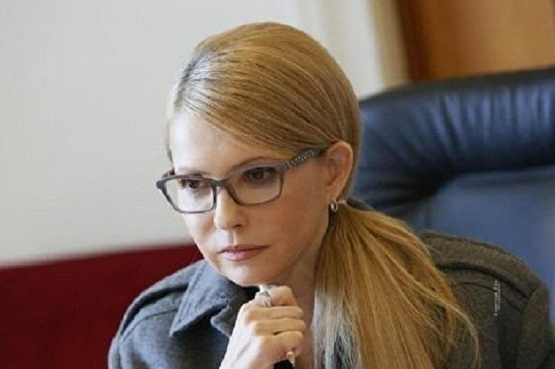 «Не хватает только плети…»: Снимок Тимошенко в чулках взорвал Сеть