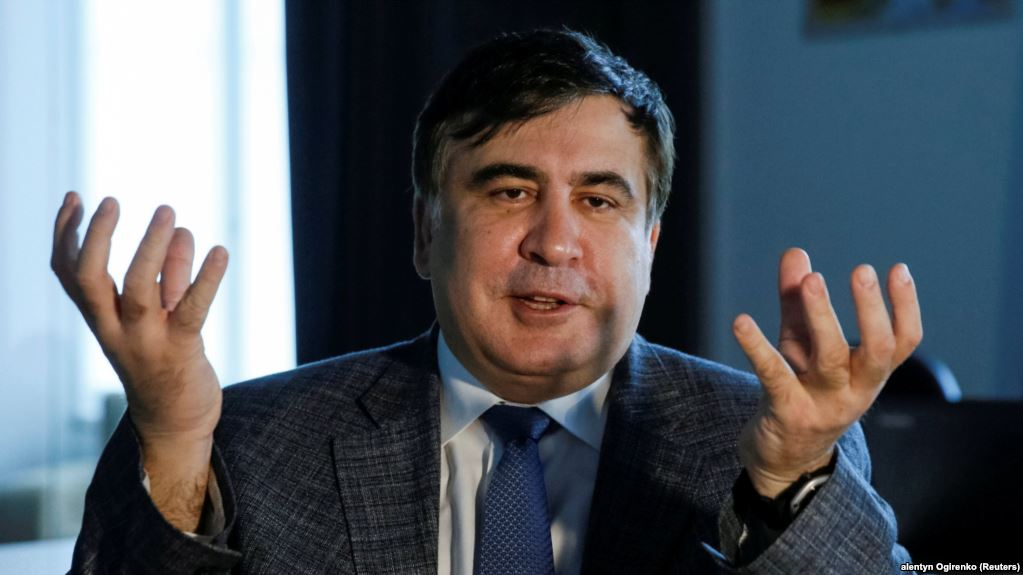 Забыл об Украине и нацелился на Грузию: Новое заявление Саакашвили вызвало настоящий скандал
