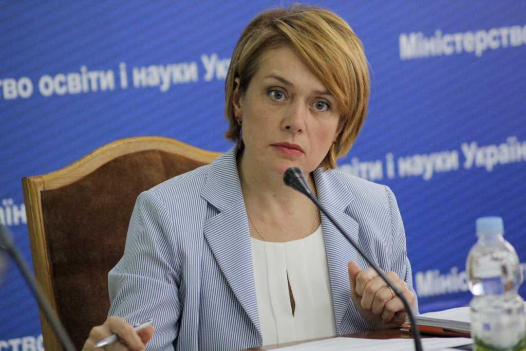 «Такого не было даже при Табачнике…»: Министр образования Лилия Гриневич оказалась в центре громкого скандала