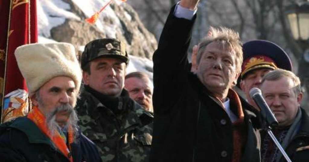 Ющенко подвинули: Избран новый гетьман всея Украины. Кто получил должность
