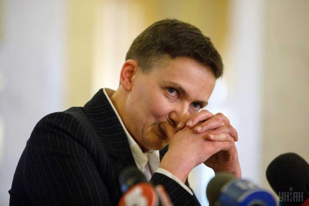 69 дней Савченко: Нардеп заявила о прекращении голодовки. Что произошло и какие планы у арестованной