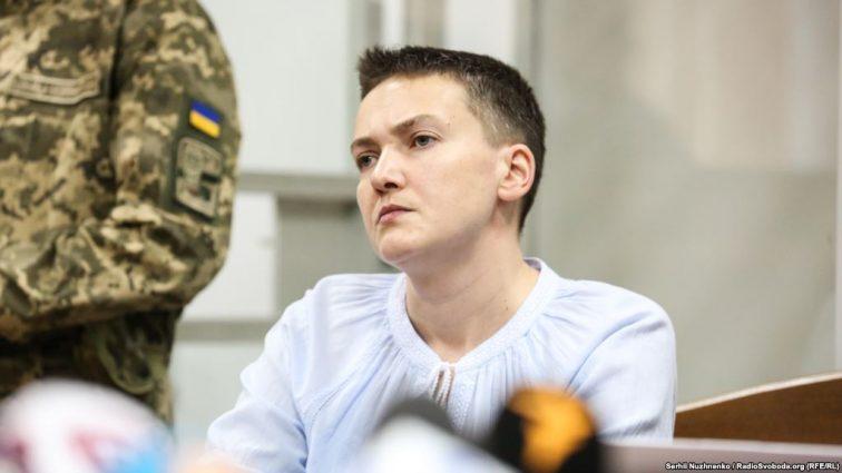 «Я готова отсидеть 22 года в российских п*дарасов, если …»: Савченко сделала громкое заявление