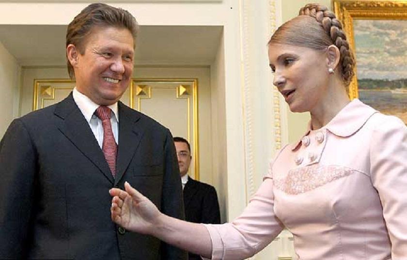 Провела ночь с руководителем «Газпрома»: Министр иностранных дел Украины раскрыл тайну Тимошенко