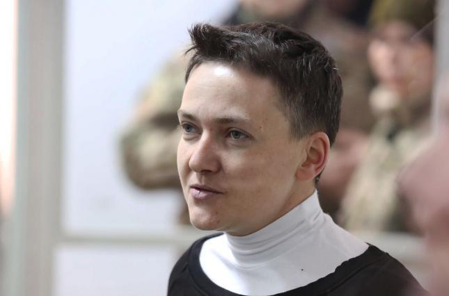 «Я не олигарх»: Савченко рассказала почему отказалась от услуг четырех адвокатов