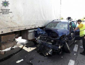 Страшная авария на Закарпатье:Машины разбросало в разные стороны