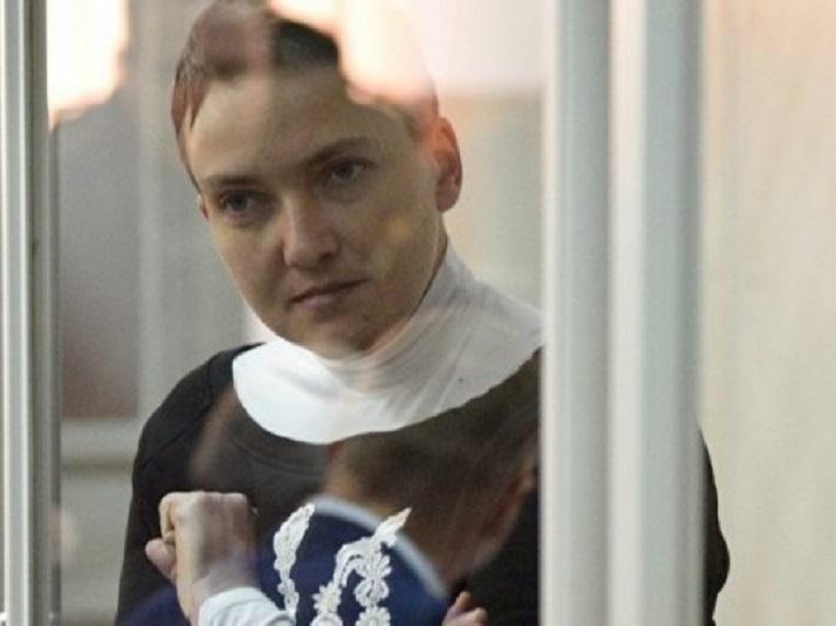 Поставила ультиматум Луценко: Савченко решила вернуться в Верховную Раду