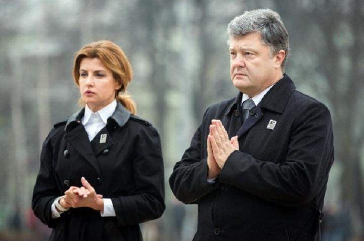 «Трудно удержать слезы…»: Порошенко заявил, что его жена нашла информацию о своем пропавшем дедушке