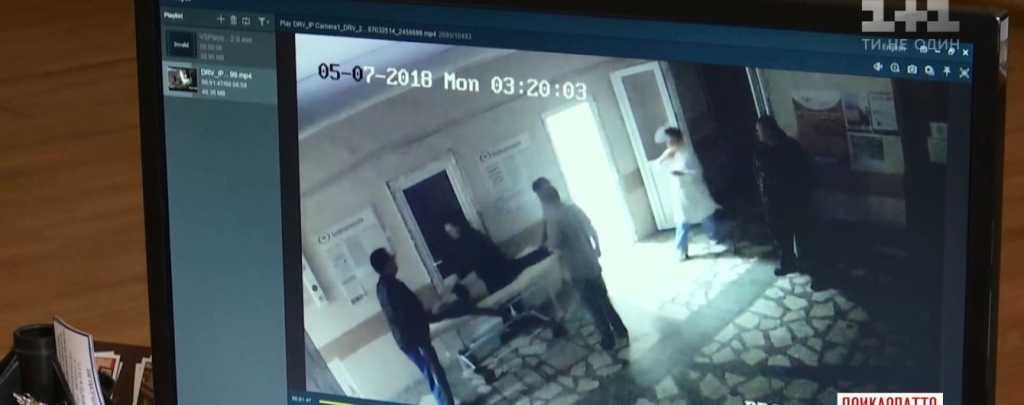 «Он сразу начал бить …»: Пьяный родственник пациентки избил медиков прямо в больнице
