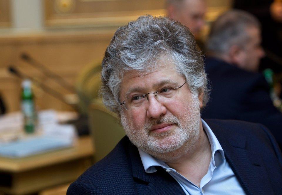 Коломойский признался о поддержке скандальной украинской партии
