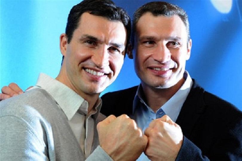 «Бить, Володя, только ногами…»: Как развлекались братья Кличко в Киеве