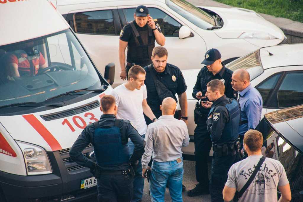 Стало известно о задержании мажора, избившего нардепа Найема: Мужчина успел бежать в Азербайджан