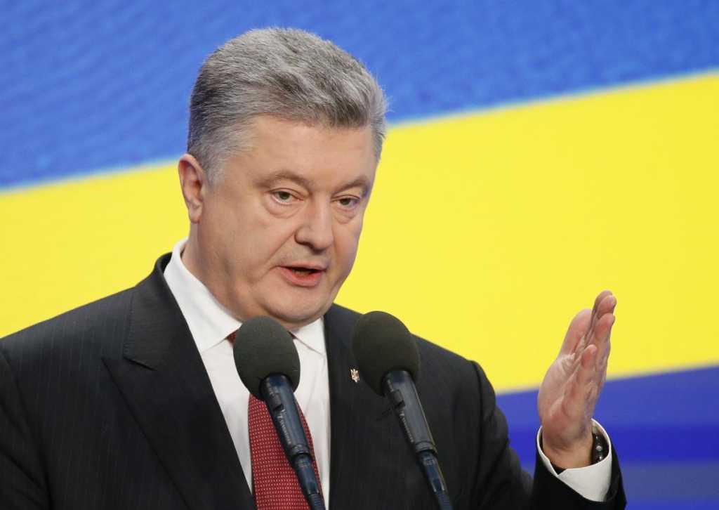 «Украина — не место …»: Порошенко жестко отреагировал на антисемитские призывы в Одессе