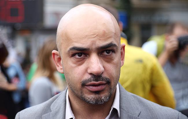 Поступают угрозы ему, и его близким: Мустафа Найем попросил государственной охраны