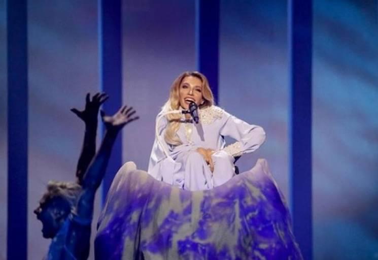 «Я уверена, что …»: Известная российская певица обвинила Украину в провале Самойловой на «Евровидении»