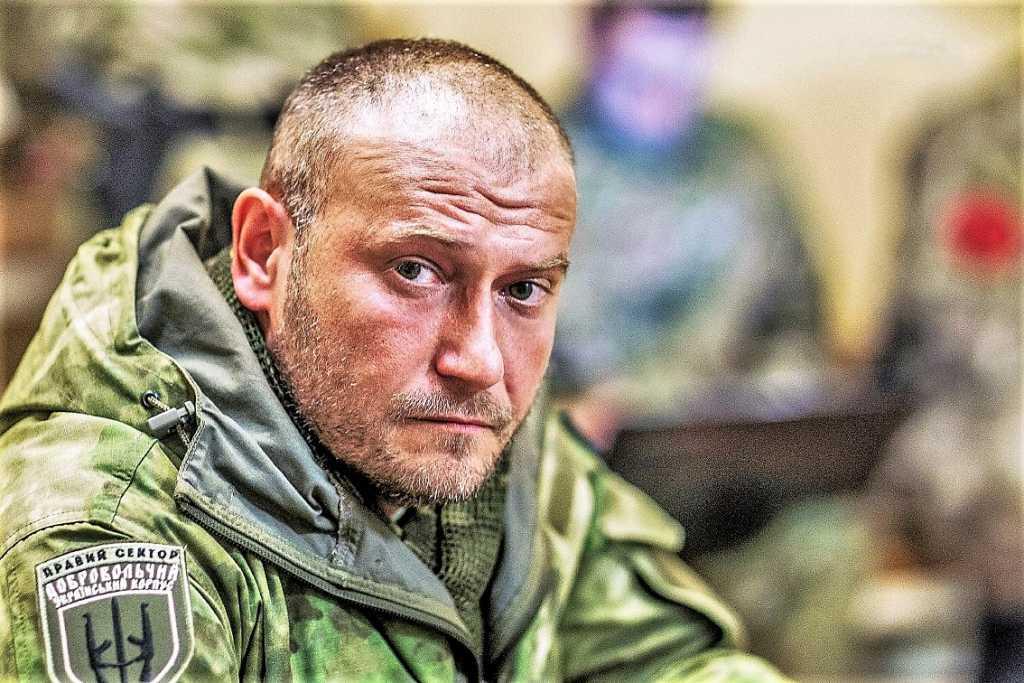 «На одного у сепаров стало меньше…»: Ярош признался об уничтожении главаря боевиков «Мамая»