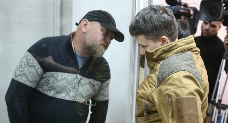«Заседание длилось около двух часов»: Суд вынес решение напарнику Савченко